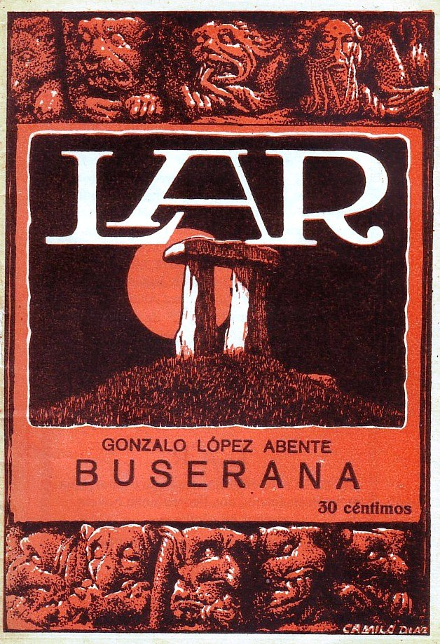 Buserana. 1925.