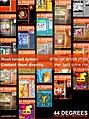 12- 44DEGREES online art magazine-TAMMY MIKE LAUFER founder, editor and designer 2013.jpg