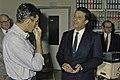 14 Novembre 1991 le président de l'UNESCO à l'INRA de Versailles-2-cliche Jean Weber.jpg