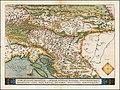1574 map of the Western Balkan by Abraham Ortelius.jpg