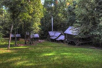 Jarrell Plantation - Image: 15 25 104 jarrell