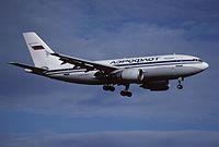 VP-BAF - A321 - Aeroflot