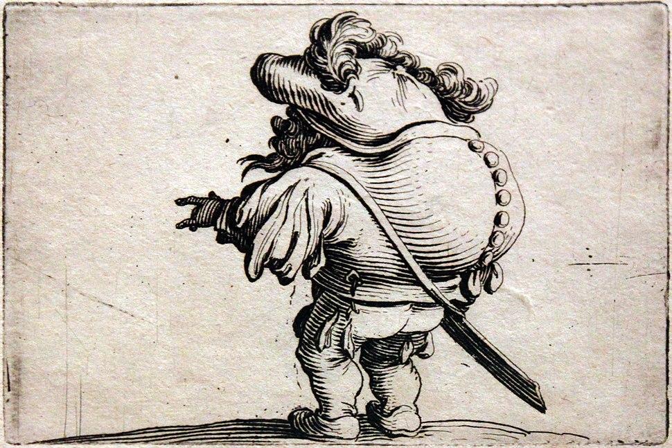 1620 Callot Der Zwerg mit dem Buckel anagoria
