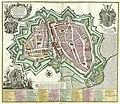 1735 Matthäus Seutter Stadtplan Calenberger Neustadt und Hannover.jpg