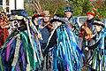 18.12.16 Ringheye Morris Dance at the Bird in Hand Mobberley 038 (31693393426).jpg