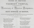 1847 July5 TremontTemple BrigadeBand Boston.png