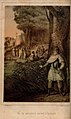 1856, La Alhambra, leyendas árabes, El rey permaneció inmóvil y fascinado, Letre.jpg