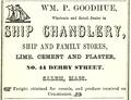 1857 Goodhue DerbySt SalemDirectory Massachusetts.png
