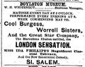 1877 BoylstonMuseum BostonDailyGlobe May9.png