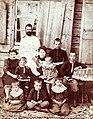 1889 - Valerian Kuybyshev's family in Kokchetav.jpg