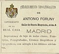 1896-12-27, El Domingo, Establecimiento tipo-litográfico de Antonio Foruny.jpg