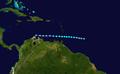 1901 Atlantic tropical storm 5 track.png