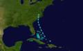 1916 Atlantic tropical storm 7 track.png