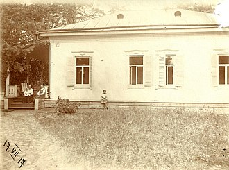 Dacha - A dacha near Moscow, 1917