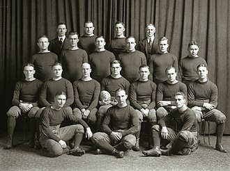 1919 Michigan Wolverines football team - Image: 1919 Michigan Wolverines football team