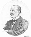 1922 - Take Ionescu - Desen de GILLI după ultima sa fotografie.PNG