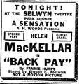 1922 SelwynTheatre BostonGlobe January23.png