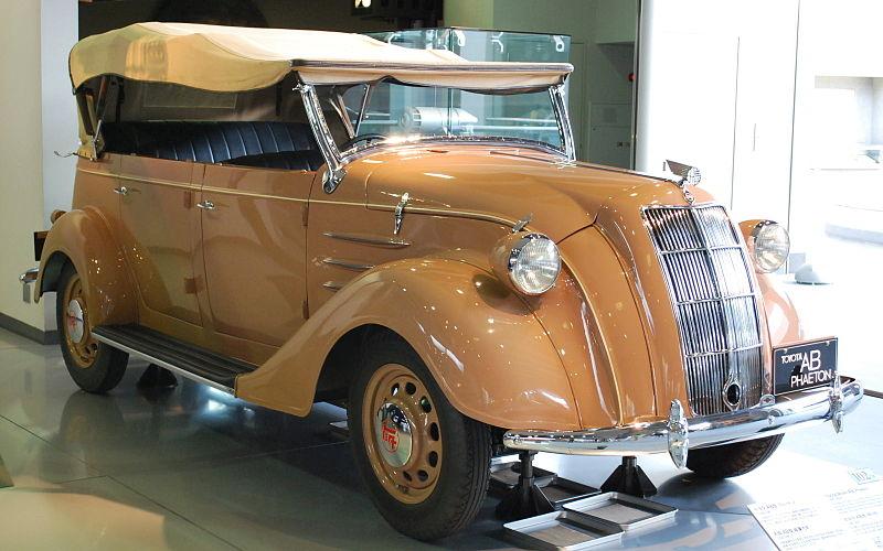 800px-1936_Toyota_Model_AB_Phaeton_01.jpg