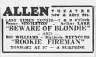 <i>Beware of Blondie</i> 1950 film