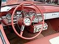 1958 Edsel Pacer Convertible - interior (7612478584).jpg