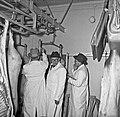 1958 visite d'une délégation INRA au Haras du Pin Cliché Jean Joseph Weber-46.jpg