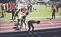 1966 Oregon Ducks Oregon State Beavers track and field dual meet.jpg