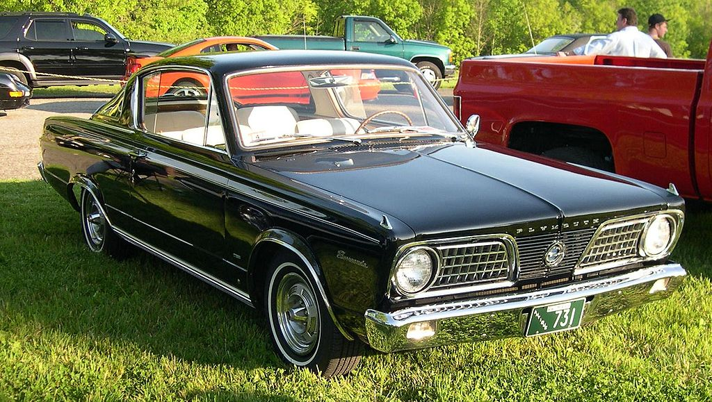 file:1966 plymouth barracuda jpg