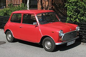 1970 Mini by Keld Gydum.jpg