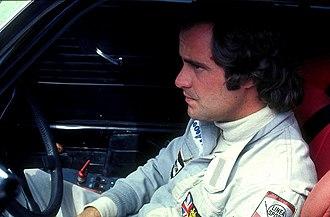 Gunnar Nilsson - Nilsson in 1976