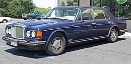 1989 Bentley Eight front left.jpg