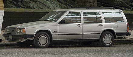Volvo 700 Series - Wikiwand