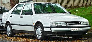 Saab 9000 Motor vehicle