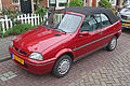 1995 red Rover 111 convertible from Nederland.jpg