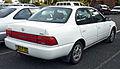 1996-1998 Toyota Corolla (AE102R) CSX sedan 01.jpg