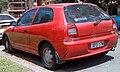 1998 Mitsubishi Mirage (CE) 3-door hatchback (2008-11-12).jpg