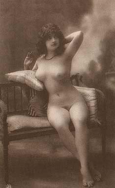19th century nude