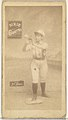 1st Base, from the Girl Baseball Players series (N48, Type 2) for Dixie Cigarettes MET DP827373.jpg