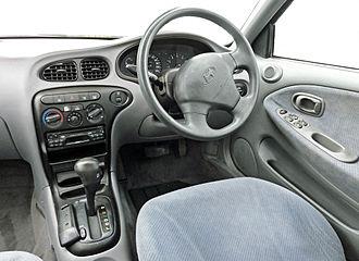Hyundai Elantra - Interior