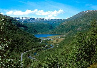 Aurland - Aurlandsdalen Valley