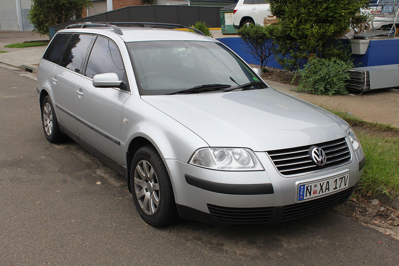 file 2001 volkswagen passat 3bg 1 8 t station wagon. Black Bedroom Furniture Sets. Home Design Ideas