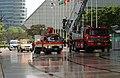 2005년 5월 9일 서울특별시 강남구 코엑스 재난대비 긴급구조 종합훈련 리허설 DSC 0170.JPG