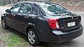 2005-2007 Holden Viva (JF) sedan 05.jpg