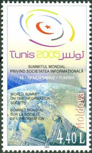 World Summit on the Information Society - World Summit on the Information Society, Tunis, 2005