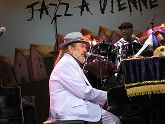Dr. John - Dr. John at the 2006 Jazz à Vienne festival, in Vienne, France.