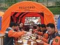 2008년 중앙119구조단 중국 쓰촨성 대지진 국제 출동(四川省 大地震, 사천성 대지진) IMG 1677.JPG