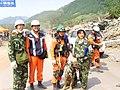 2008년 중앙119구조단 중국 쓰촨성 대지진 국제 출동(四川省 大地震, 사천성 대지진) SSL27198.JPG