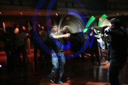 Cybergoths Dance To Crash Bandicoot  Warp Room Theme