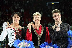 2008 WC Men's Podium.jpg