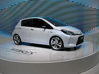 Toyota Motor Manufacturing France - Image: 2011 03 04 Autosalon Genf 1395