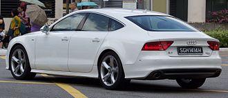 Audi A7 - Pre-facelift Audi A7 3.0 TFSI quattro
